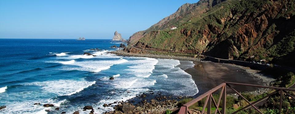 Playa de Taganana