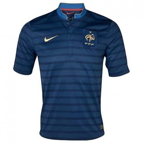 Selección de Francia (2012)