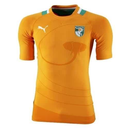 Selección de Costa de Marfíl (2012)
