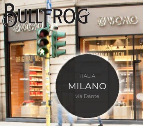 Bullfrog Modern Electric Barber