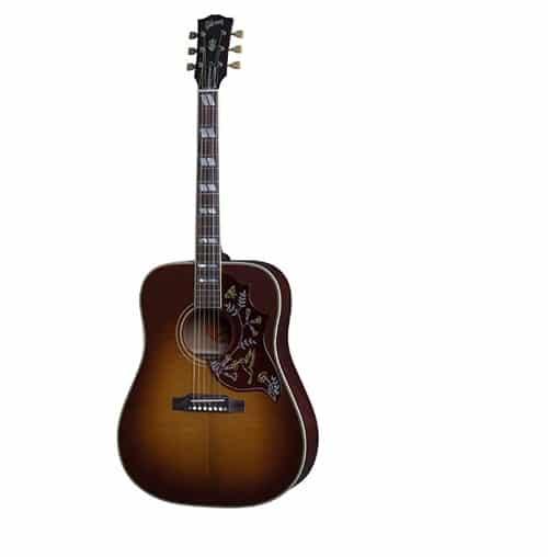 Gibson Acoustic Hummingbird Vintage