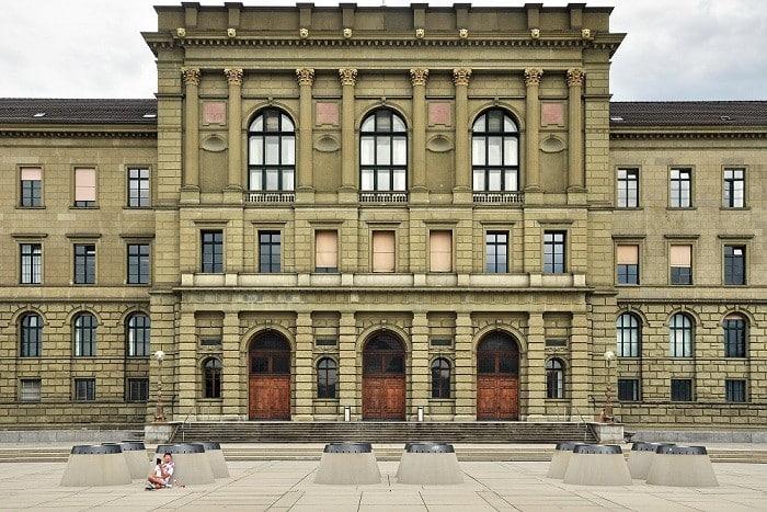 Escuela Politécnica Federal de Zúrich