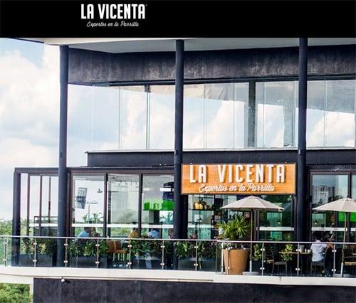 La Vicenta