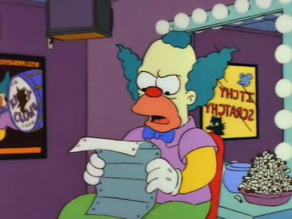 Krusty Gets Kancelled