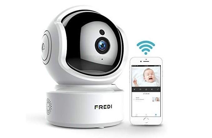 FREDI Baby Monitor 1080P