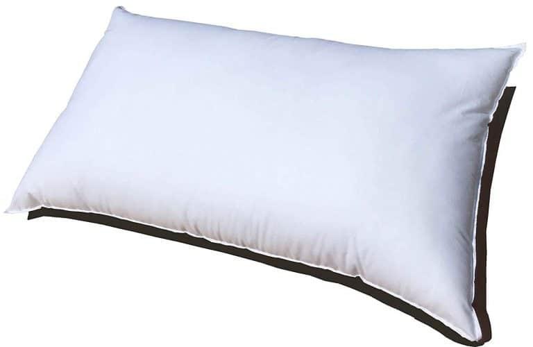 Almohadas de fibras sintéticas