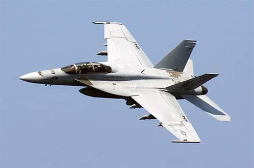 Boeing F/A-18/F Super Hornet