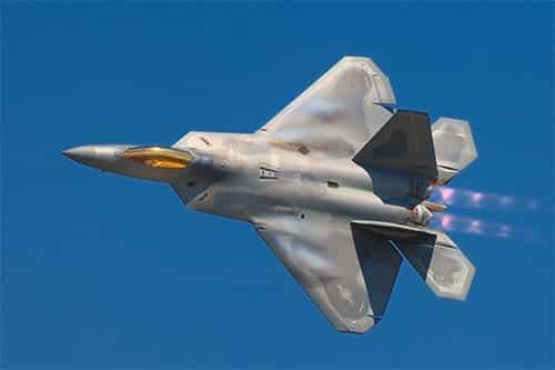 Lockeed Martin / Boeing F-22 Raptor