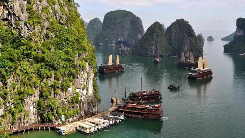 Bahía de Ha Long