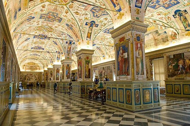 Biblioteca Apostólica Vaticana