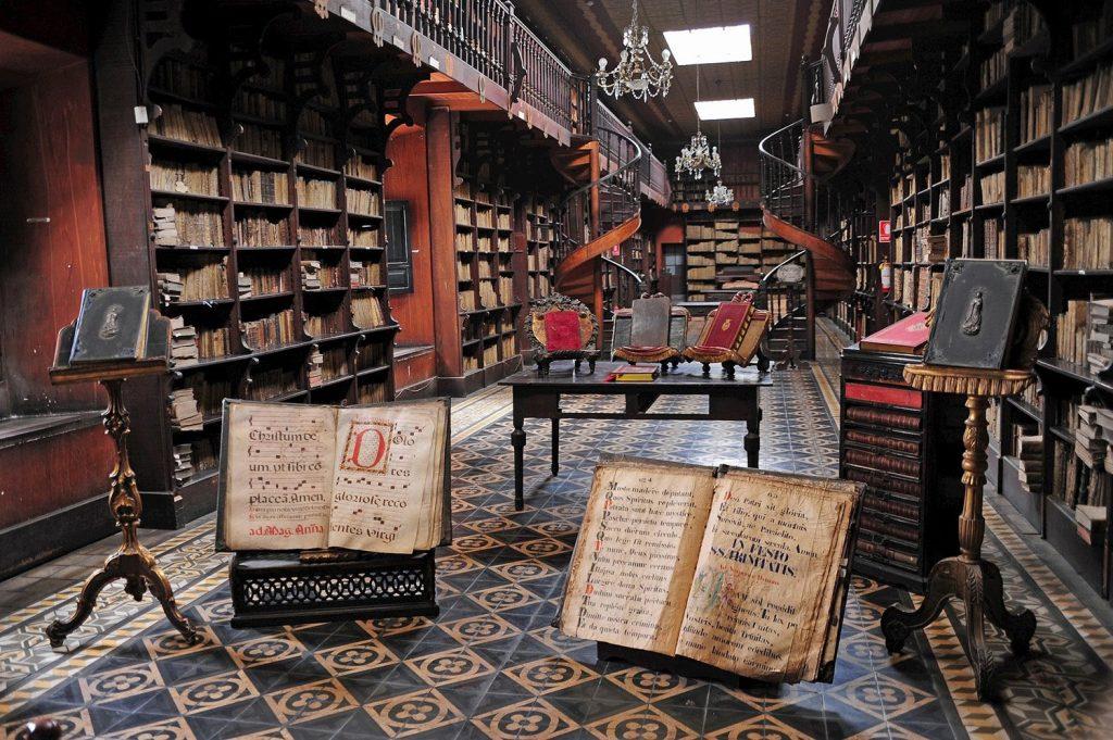 Biblioteca de la Basílica y Convento de San Francisco