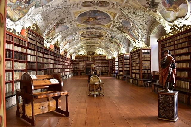 Biblioteca Nacional de la República Checa