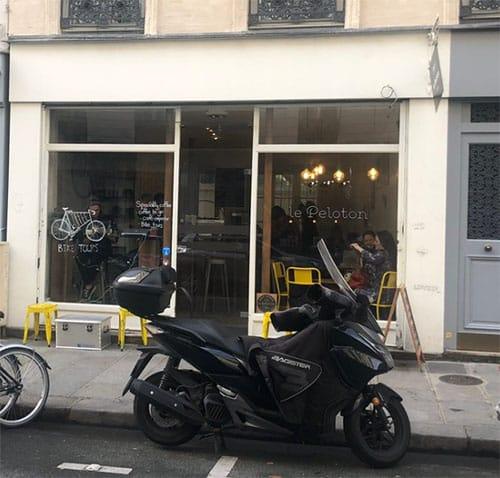 Le Peloton Cafe