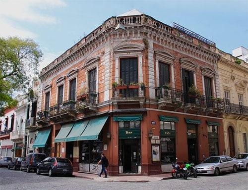 Café Plaza Dorrego