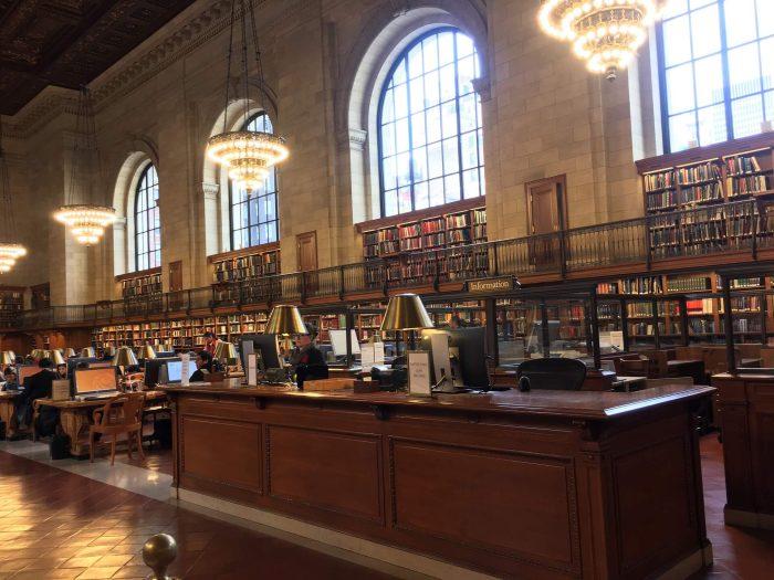 Las mejores bibliotecas del mundo
