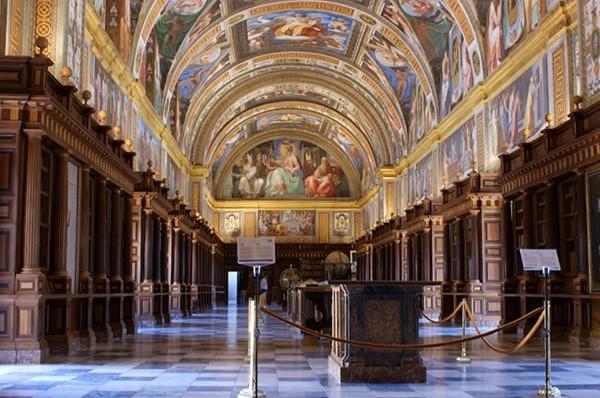 Real Biblioteca del Monasterio de El Escorial