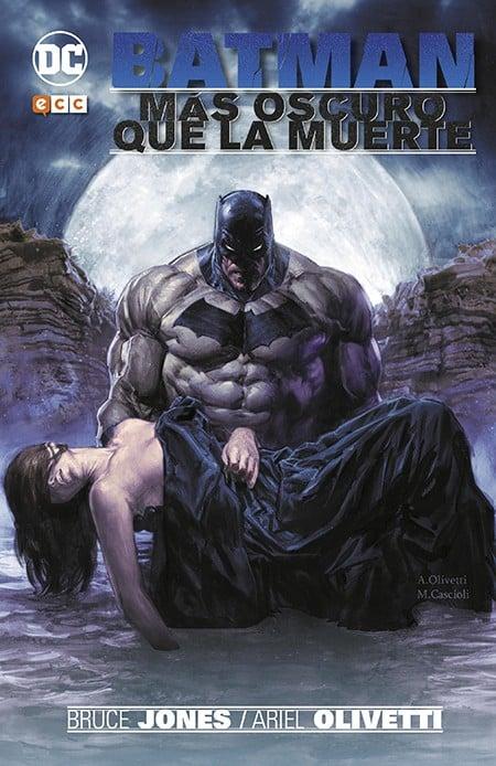 Batman, más oscuro que la muerte