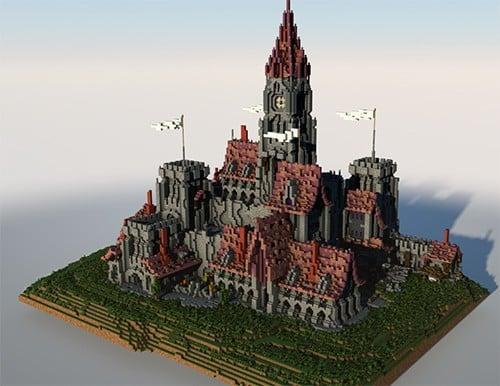 Medieval Castle Spawn