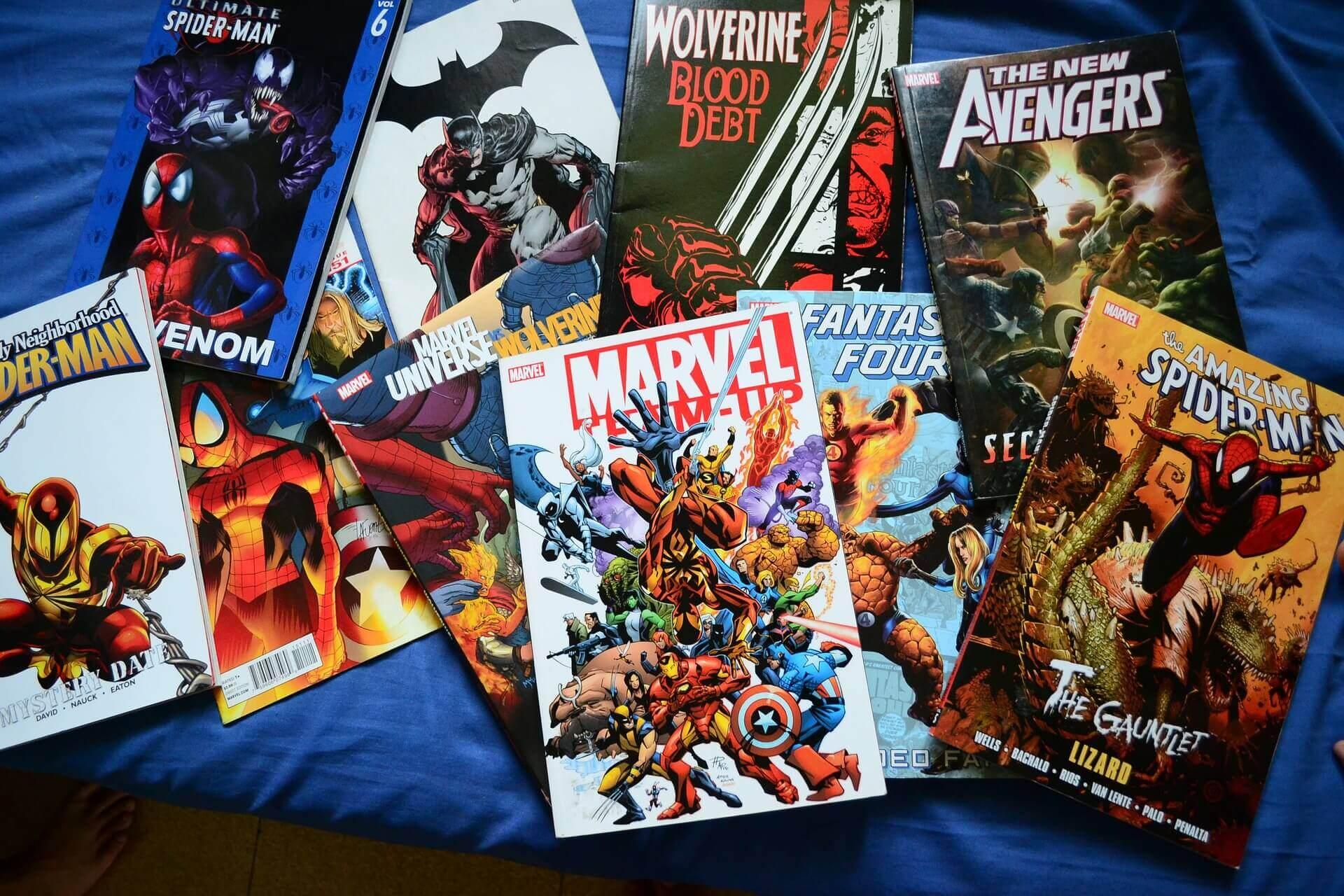 Los mejores cómics de Marvel