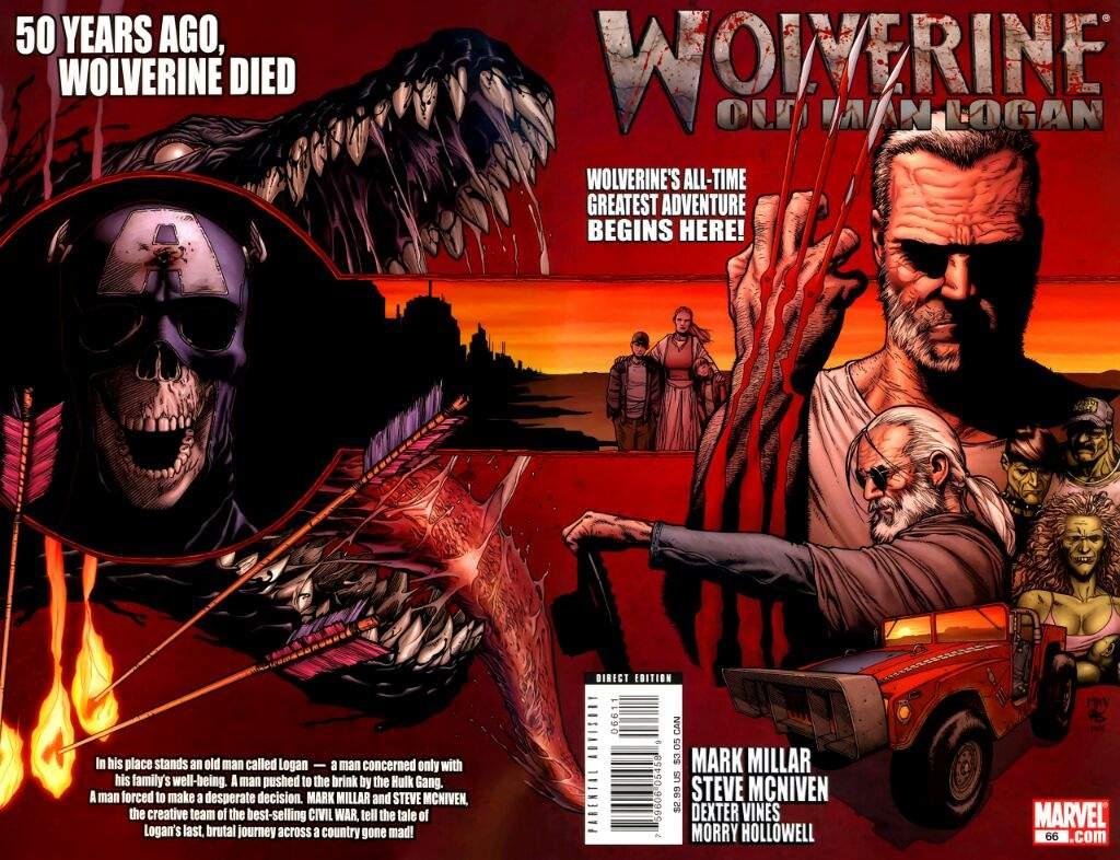 Wolverine. El Viejo Logan