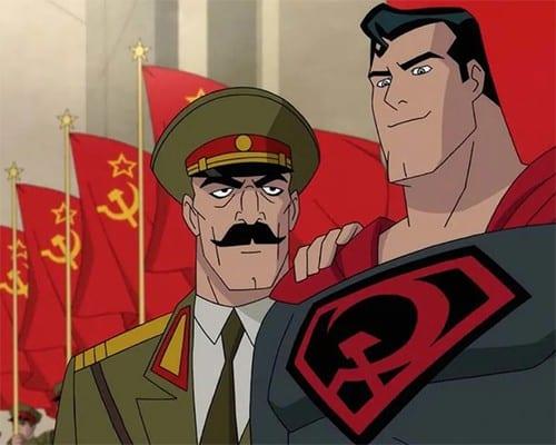 Superman. Hijo Rojo